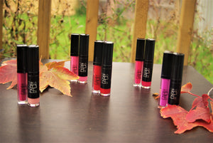 SF Fall Lip Service: Liquid Lipstick & Lip Gloss