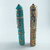 Antique and unique Tibetan buddhist prayer Buddha Incense Holder wholesale price online.