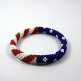 The USA roll on Fair trade and authentic bracelet with cheap price originally handmade in nepal.