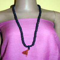 black sandalwood necklace