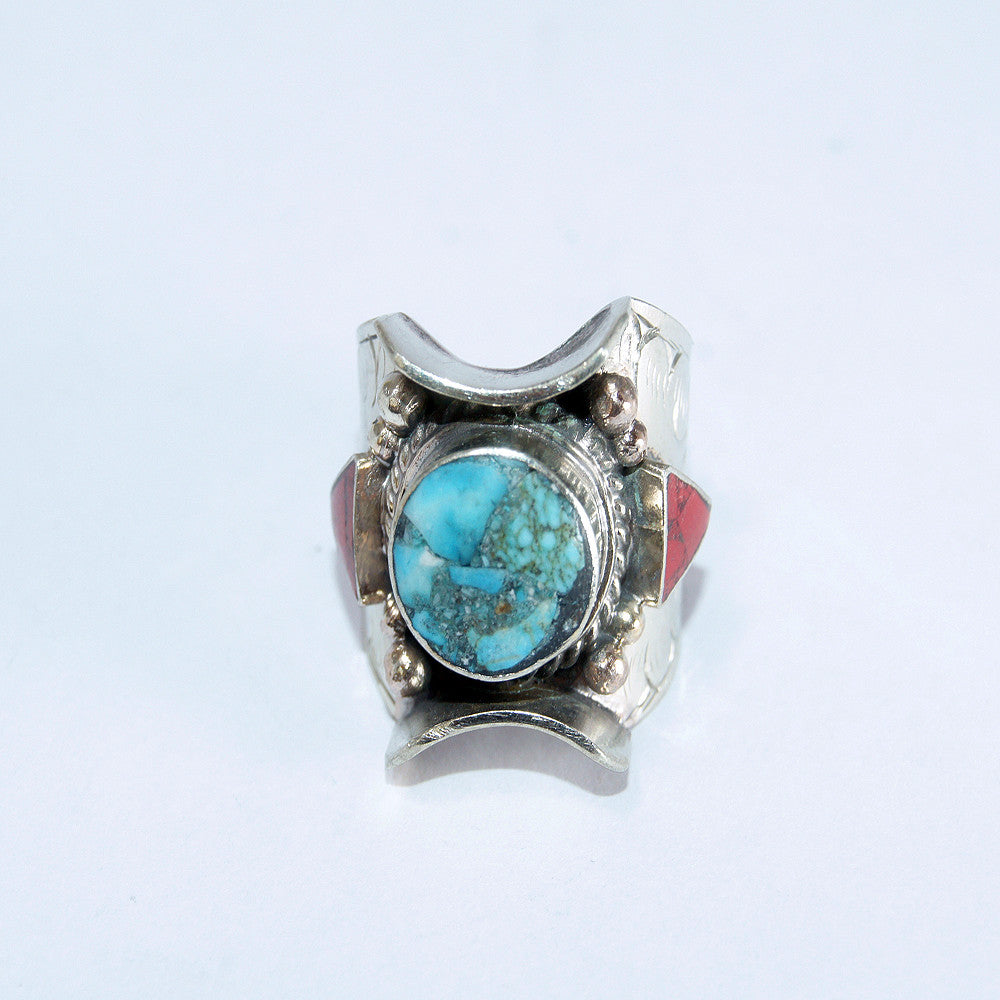 Tibetan Royal ring