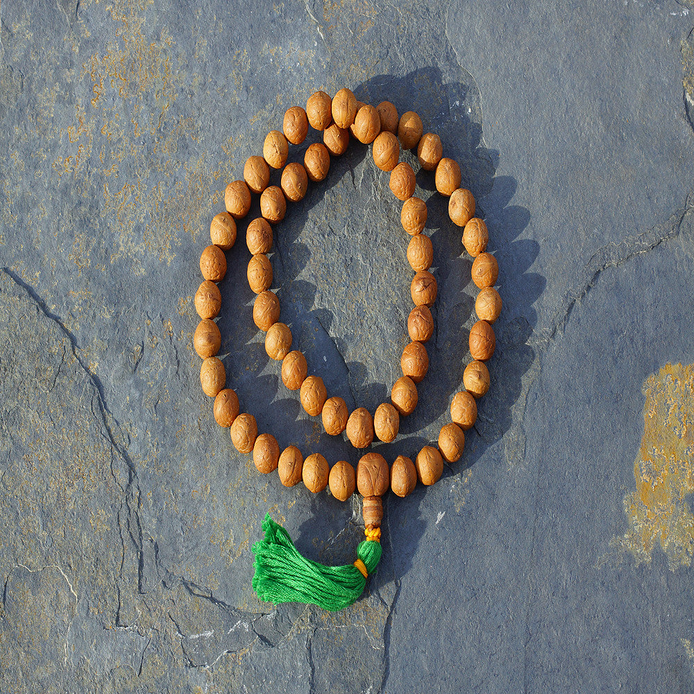 Buddhism Buddha chitta guru beads mala buddhist jwellery from timal of nepal wholesale price for cheap.