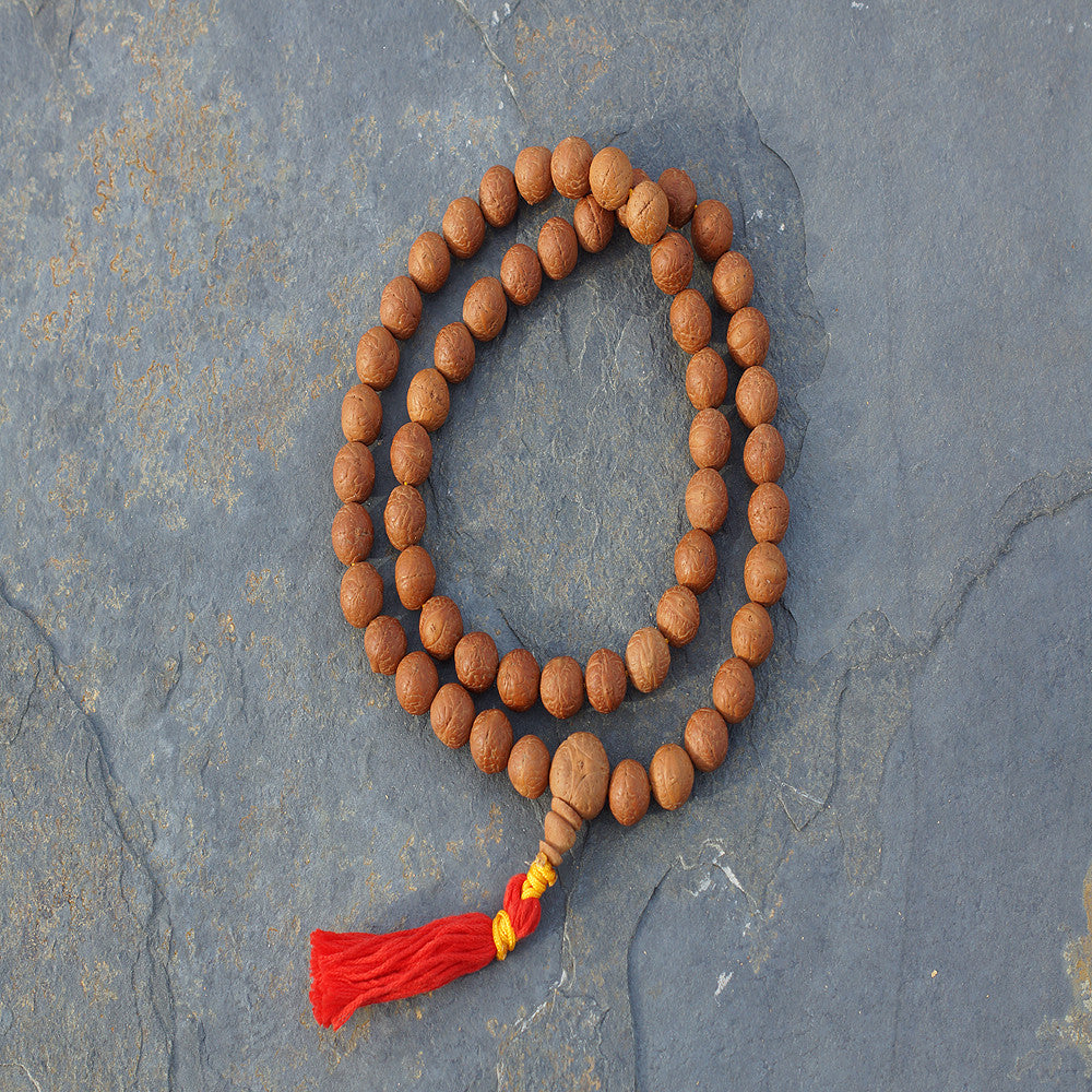 Tibetan buddha chitta guru beads mala unique prayer buddhist jwellery online cheap wholesale.