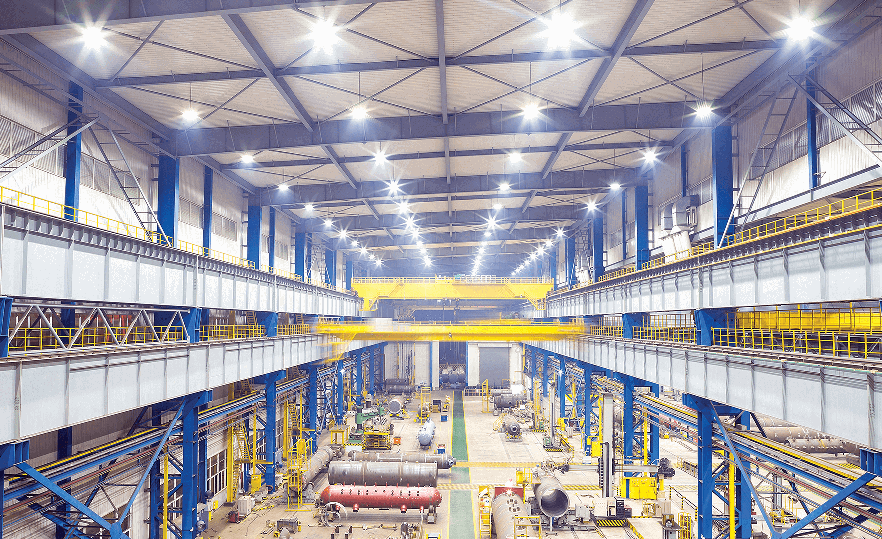 Key Advantage of LED UFO Light for Warehouse after Installation