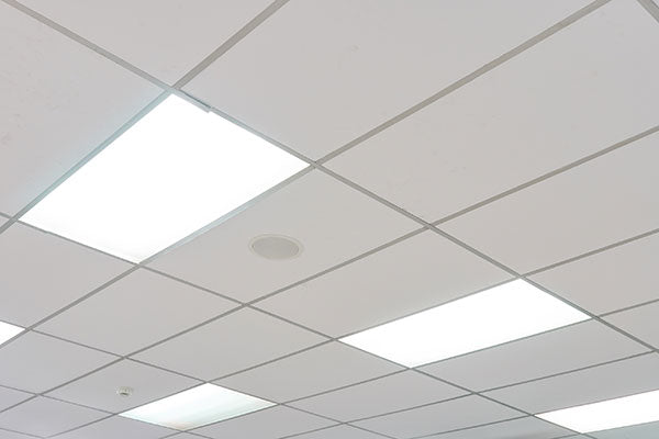 LED Flat Panel & Troffer Lighting