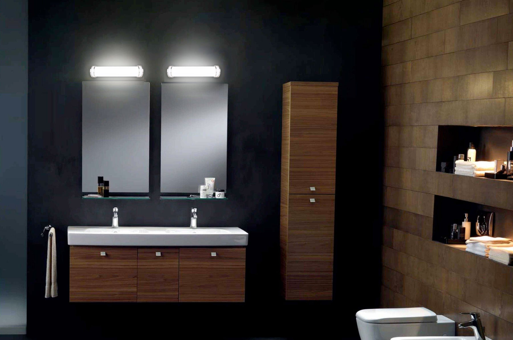 LED Lighting: Make Use of Your Bathroom for All Its Purposes