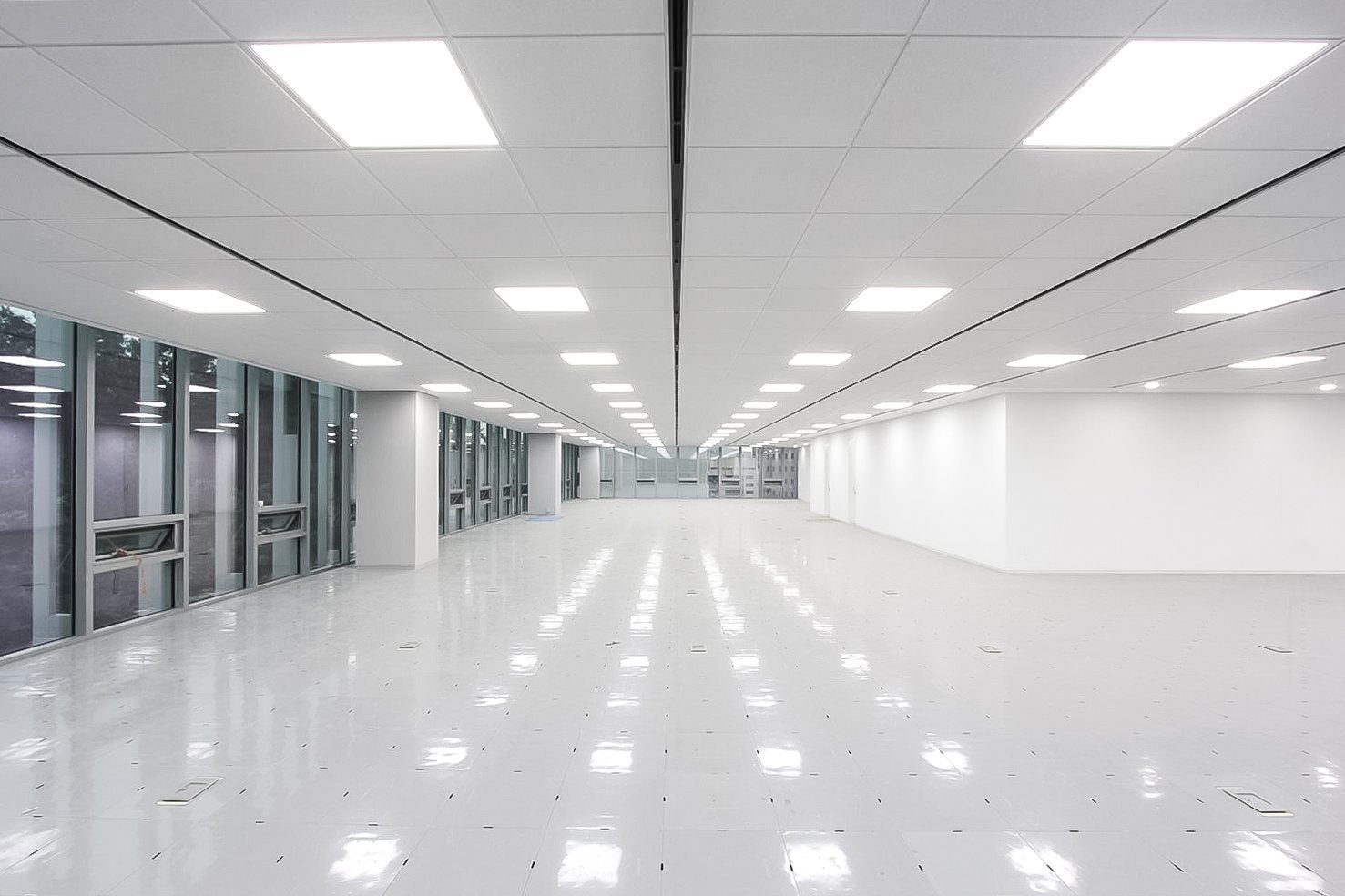 Why LED Panel Lights can be Ideal Alternative for Commercial Space?