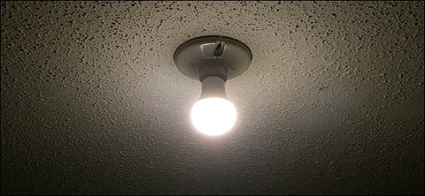 LED lights lose brightness over time