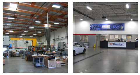 Led high bay commercial lighting led high bay lights installed aloadofball Image collections