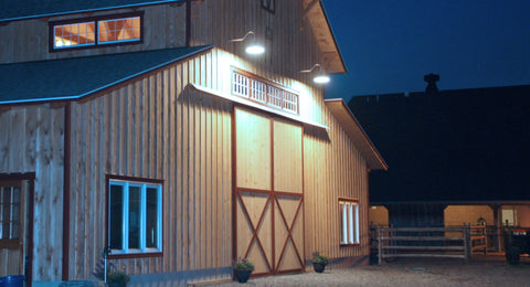 LED Barn Light