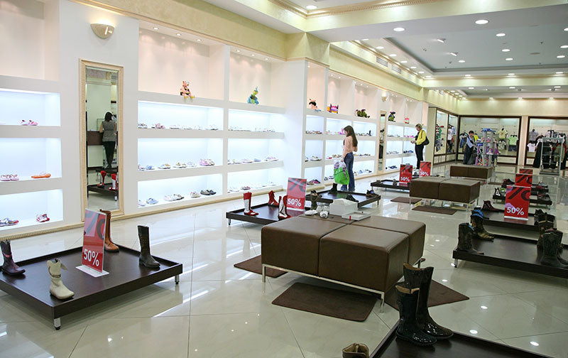 Retail Store LED Lighting