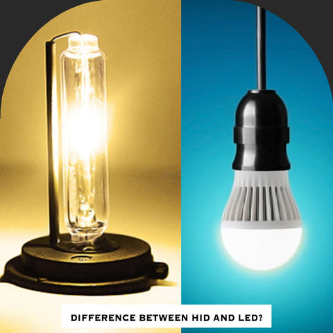 Difference Between HID and LED?