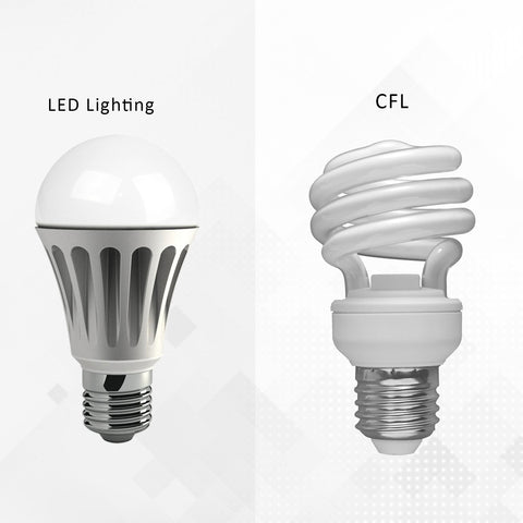 LED Lighting vs CFL