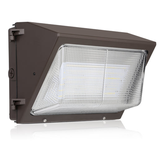 LED Wall Pack, 120W 15600lm 5000K Daylight, DLC Complied