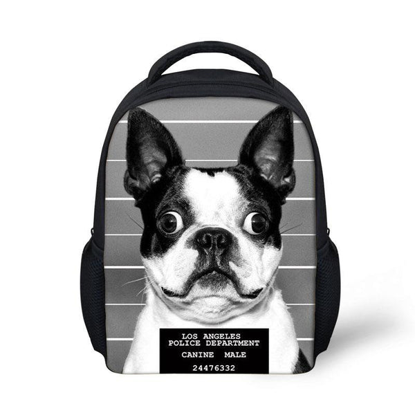 Boston Terrier Day Pack Collection
