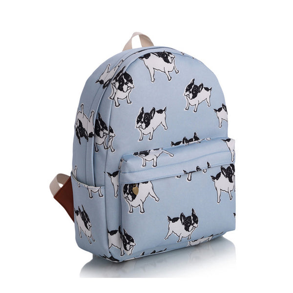 Boston Terrier Day Pack