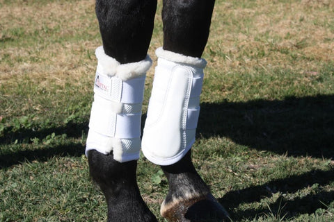TopTac Fleece Lined Tendon Boots