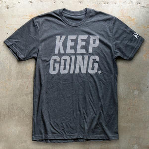 Unisex Keep Going Performance Tee