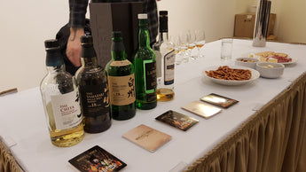 Rare Whisky Evening with Dan Woolley