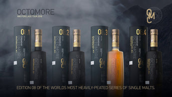 The Octomore Eight Series Masterclass Event