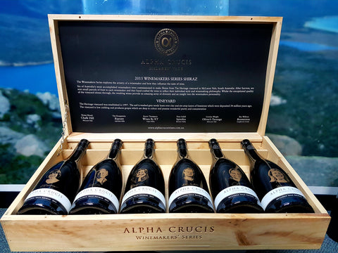 Alpha Crucis Winemakers Series 2015 at Destination Cellars
