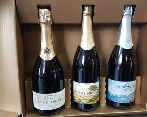 Pipers Brook Sparkling Trio