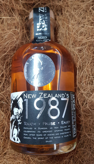 1987 Touch.Pause.Enjoy Single Malt Whisky