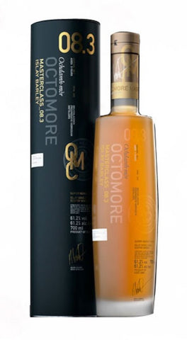 Octomore 8.3 Single Malt Whisky 700ml