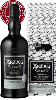 Ardbeg Blaaack 46% Single Malt Whisky 700ml