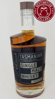 Adam's 46% Bourbon Cask Tasmanian Single Malt Whisky