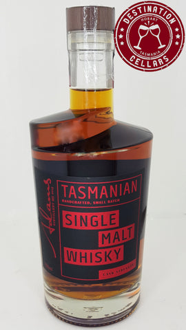 Adam's 62.2% Sherry Cask Tasmanian Single Malt Whisky 700ml