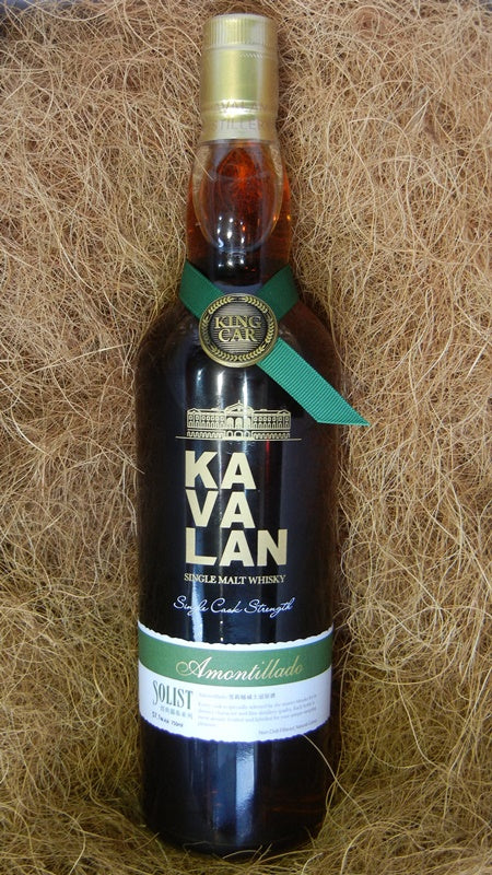 Kavalan Solist Premium - Amontillado Single Cask 57.1%