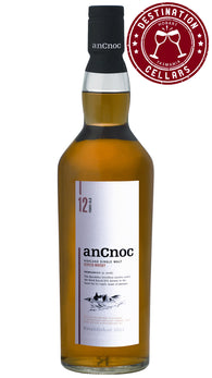 AnCnoc 12 Year Old Single Malt Whisky 700ml