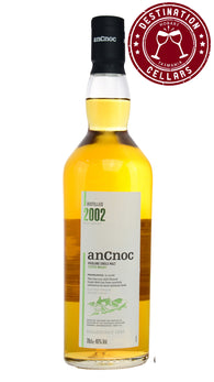 AnCnoc 2002 Vintage Single Malt Whisky