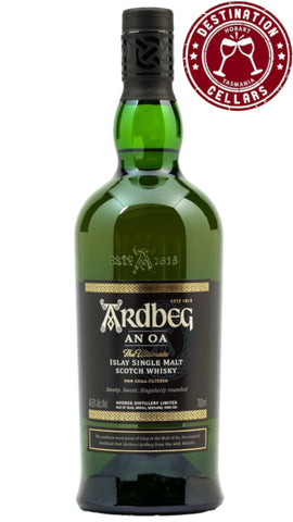 Ardbeg An Oa Single Malt Whisky 700ml