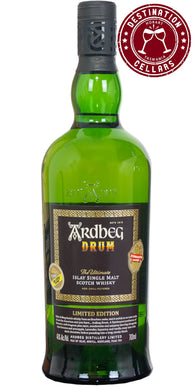Ardbeg Drum 46% Single Malt Whisky