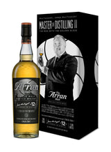 "Arran Master of Distilling II - ""The Man With the Golden Glass"" Single Malt Whisky"