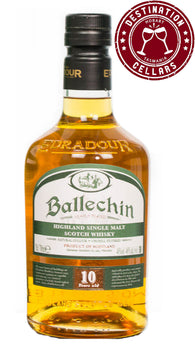 Ballechin 10YO Heavily Peated Single Malt Whisky