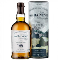 The Balvenie Stories Edition - Week Of Peat 14 Year Old Single Malt Whisky 700mL