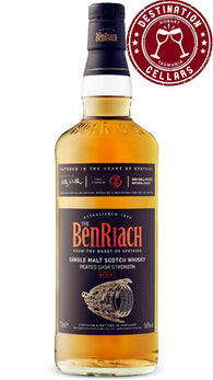 BenRiach Peated Cask Strength Batch 1 700ml