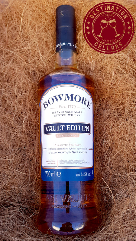 Bowmore Vault Edition 1 51.5% Single Malt Whisky