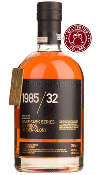 Bruichladdich 1985 Hidden Glory 32YO 48.7% Single Malt Whisky 700ml