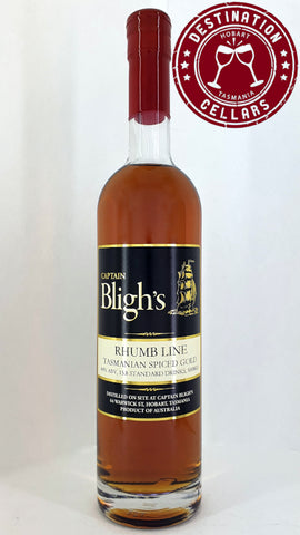 Captain Bligh's Rhum Line