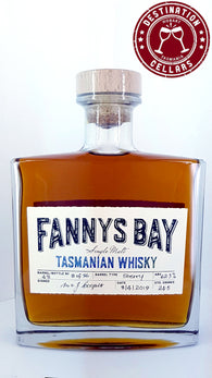 Fannys Bay Single Malt Cask Strength 62.3%, Sherry Cask Matured 500ml