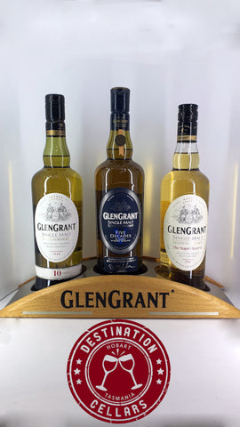 Glen Grant Plinth 3 x 700ml
