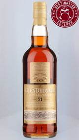 Glendronach 21 Year Old Parliament 48% Single Malt Whisky