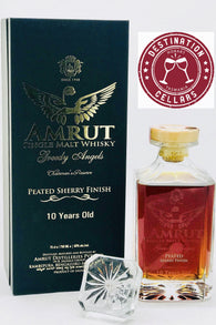 Amrut Greedy Angels 10 Year Old Peated Sherry Cask 60%  Single Malt Whisky