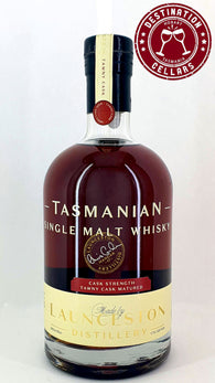 Launceston Distillery Tawny H17:12 63% Single Malt Whisky 500ml