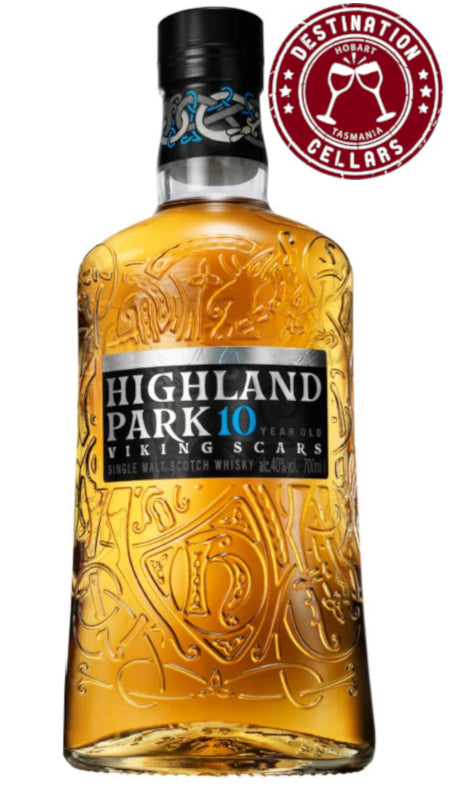 Highland Park 10 Year Old Single Malt Whisky
