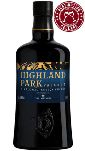 "Highland Park ""Valknut"" Single Malt Whisky"